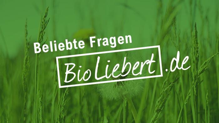 Allgemeines Aufmacherbild von BioLiebert